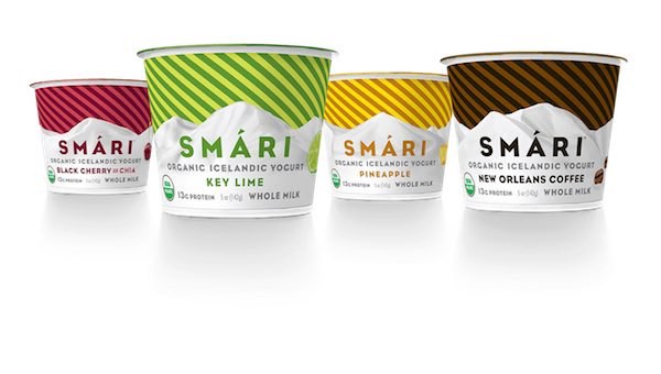 Smári Organic Icelandic Yogurt Printable Coupon