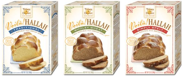 Voilà! Hallah Egg Bread Mix Printable Coupon