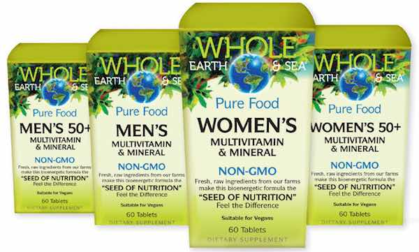 Whole Earth and Sea Products Printable Coupon