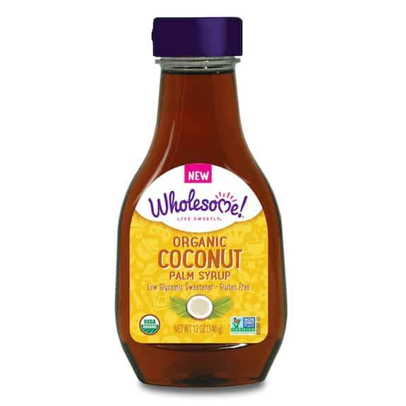 Wholesome! Organic Coconut Palm Syrup Printable Coupon