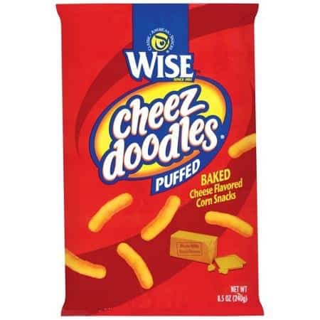 Wise Cheese Doodles Puffed Printable Coupon