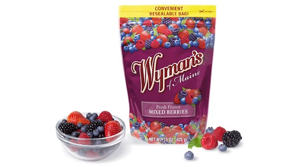 Wyman's Fresh Frozen Products Printable Coupon