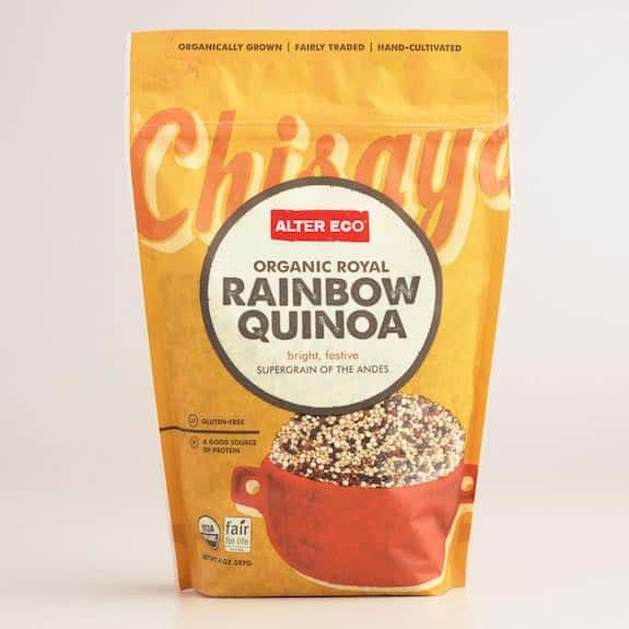 Alter Eco Royal Rainbow Quinoa Product Printable Coupon