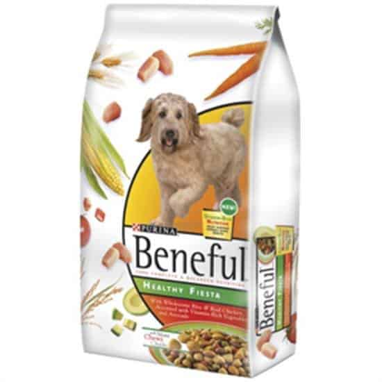 Beneful Healthy Fiesta Dog Food Printable Coupon