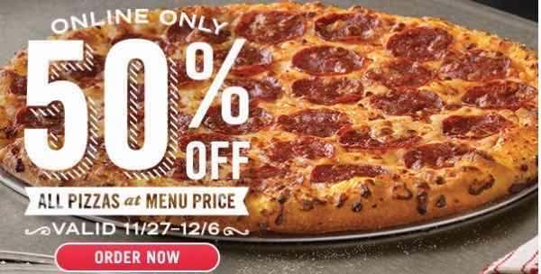 Dominos march 2019 coupons