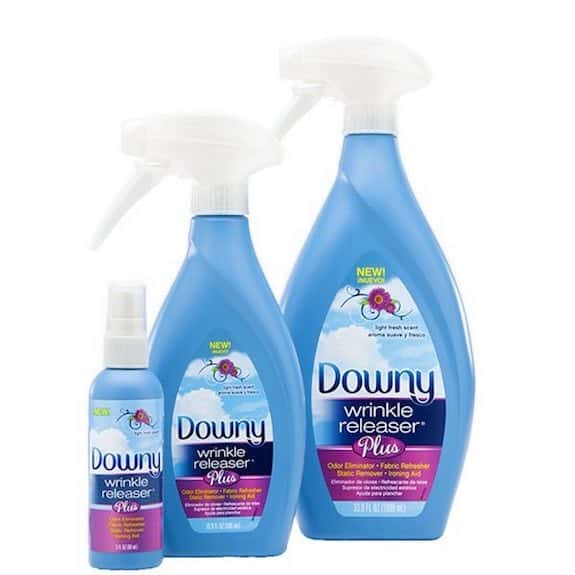 Downy Wrinkle Releaser Printable Coupon