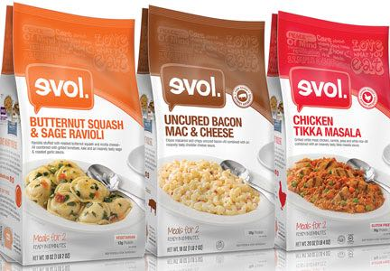 EVOL Frozen Multi-Serve Meal Products Printable Coupon
