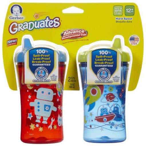 Gerber Graduates Sippy Cups Printable Coupon