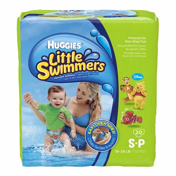 Huggies Little Swimmers Disposable Swimpants Printable Coupon