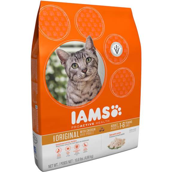 Dry cat food coupons