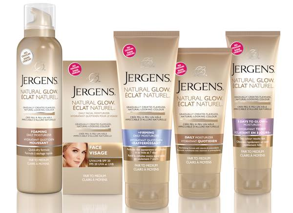 Jergen's Natural Glow Product Printable Coupon