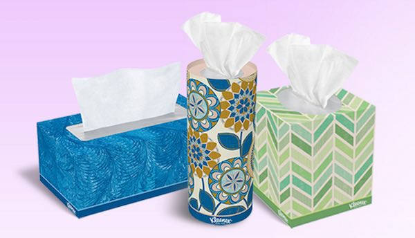 Kleenex Tissue Printable Coupon