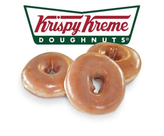 Krispy Kreme Donuts Printable Coupon
