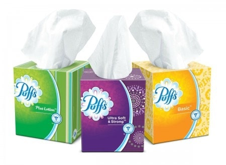 Puffs Products Printable Coupon
