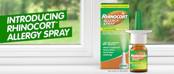 Rhinocort Product Printable Coupon