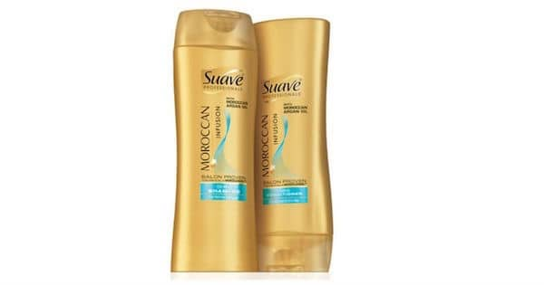 Suave Gold Hair Products Printable Coupon