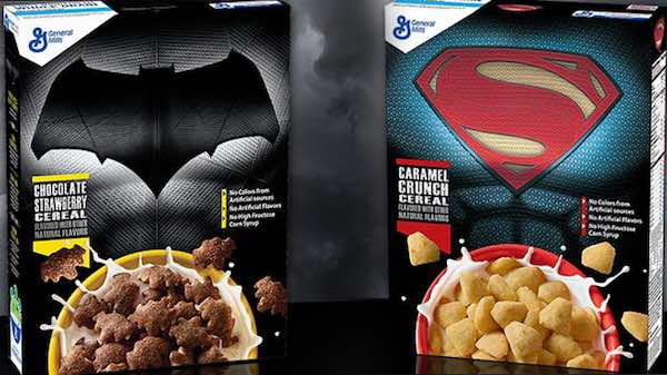 Superman and Batman Cereal Printable Coupon