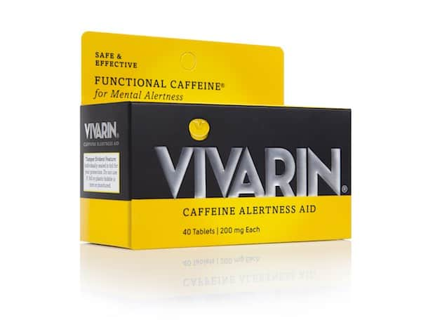 Vivarin Caffeine Alertness Aid Printable Coupon