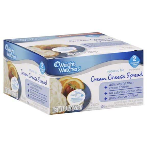 Weight Watchers Cream Cheese Printable Coupon