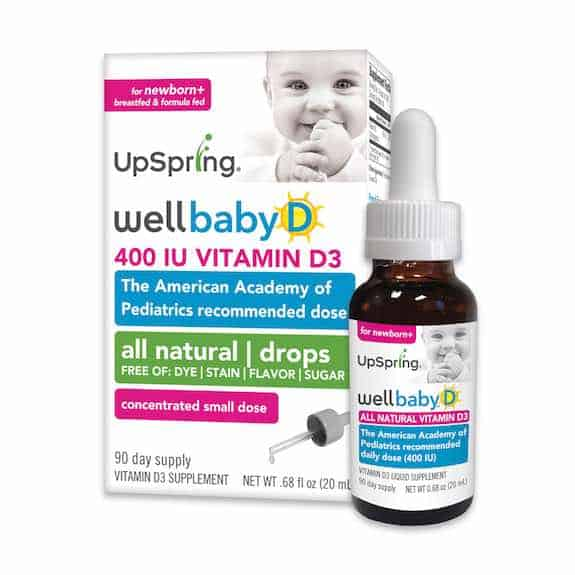 WellBaby D Vitamin D3 Infant Drops Printable Coupon