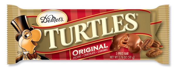 DeMet's Turtles 1.76oz 3pk Printable Coupon