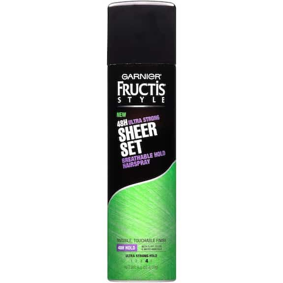 Garnier Fructis Style Extreme Hold Sheer Set Breathable Hold Hairspray 9.5oz Printable Coupon
