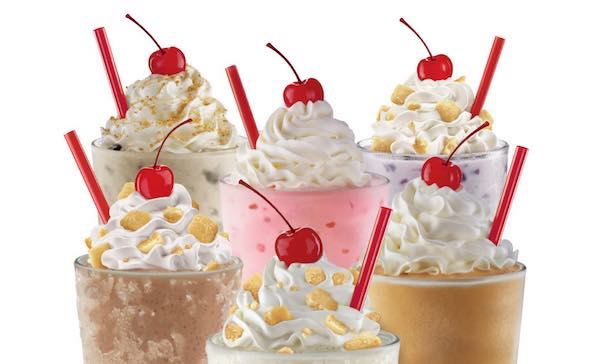 Half Price Sonic Shakes Printable Coupon