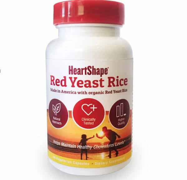 HeartShape Red Yeast Rice Printable Coupon