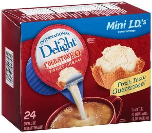 International Delight Creamer Singles 24ct Printable Coupon