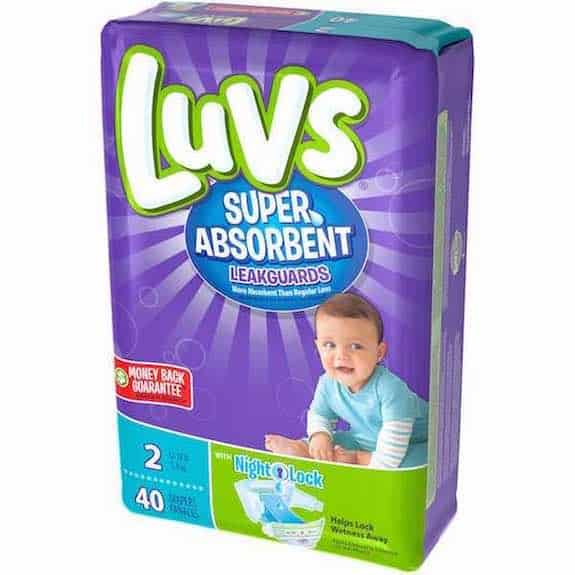 graphic about Printable Luvs Coupons called Luvs Diapers Printable Coupon - Website page 2 of 14 - Printable