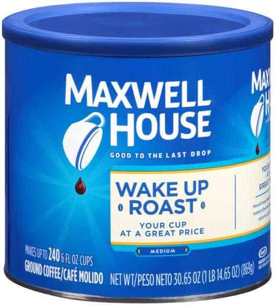 photograph about Maxwell House Coupons Printable identified as Maxwell Dwelling Wake Up Roast Flooring Espresso Printable Coupon