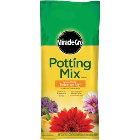 Miracle-Gro Potting Mix 2cf Bag Printable Coupon