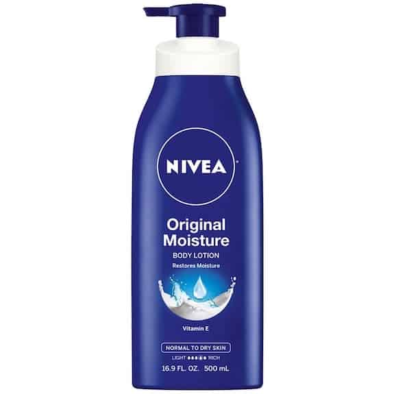 Nivea Body Lotion Printable Coupon