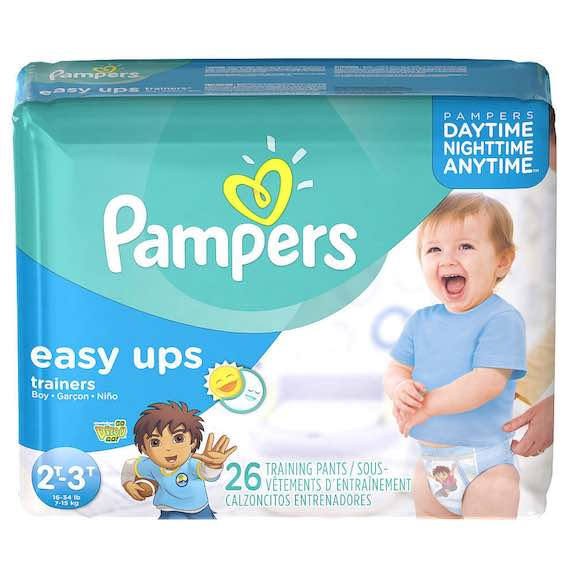 Pampers Easy Ups Training Pants Printable Coupon