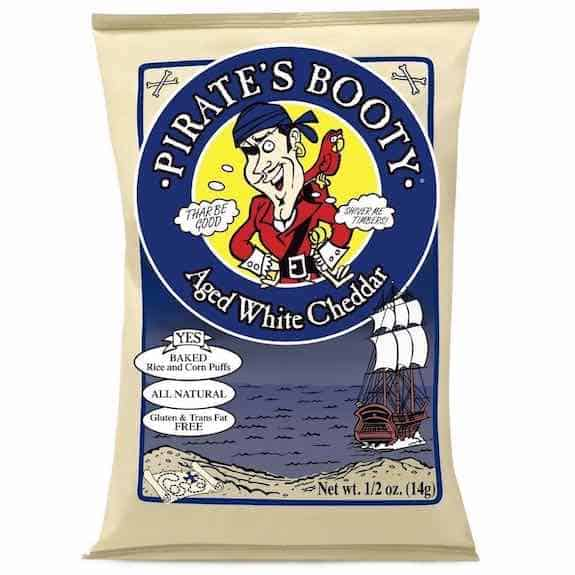 Pirate's Booty Baked Rice & Corn Puffs Printable Coupon
