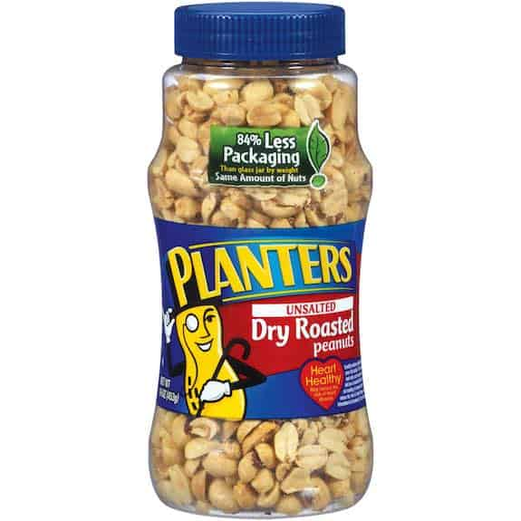 Planters Dry Roasted Peanut Products Printable Coupon