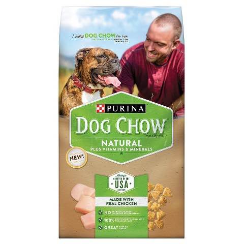 Purina Dog Chow Naturals 4 lb Printable Coupon