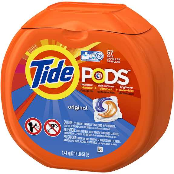 Tide Pods 57ct Printable Coupon