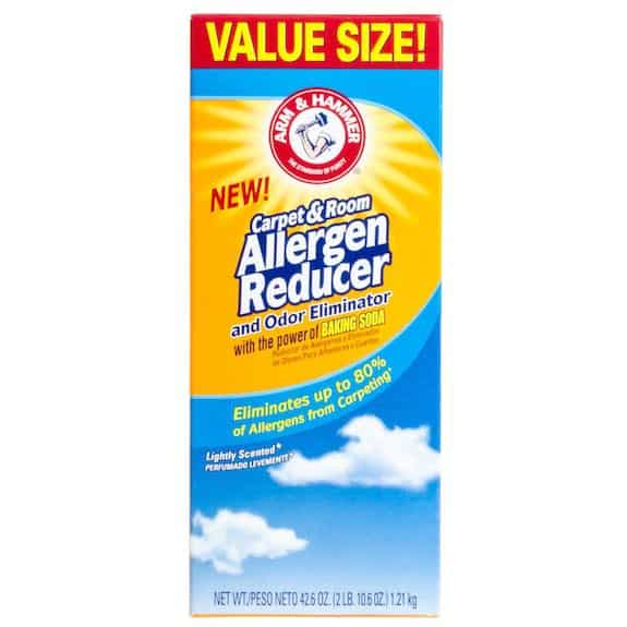 Arm & Hammer Carpet Deodorizer Products Printable Coupon