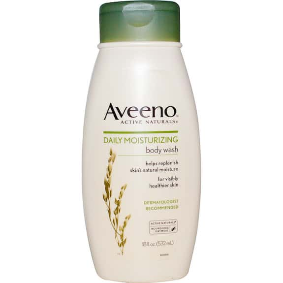 All Your Favorite Aveeno Products $0.50 Off!