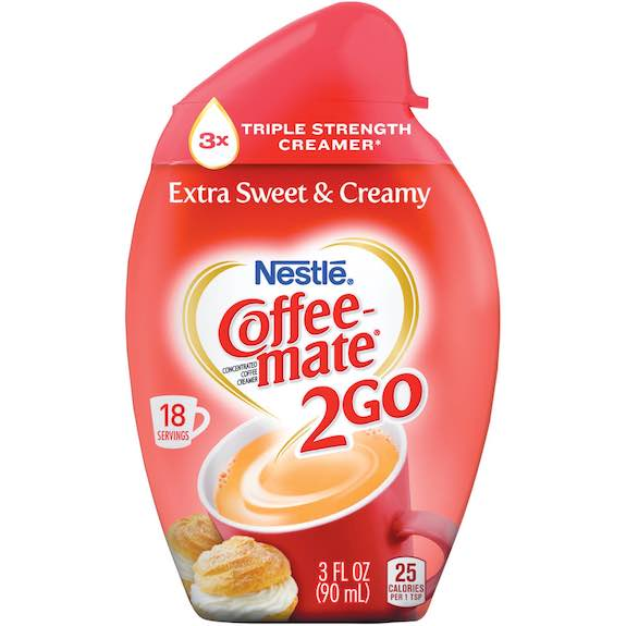 Coffee-Mate 2Go Concentrated Creamer Printable Coupon