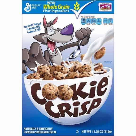 Cookie Crisp Cereal Printable Coupon