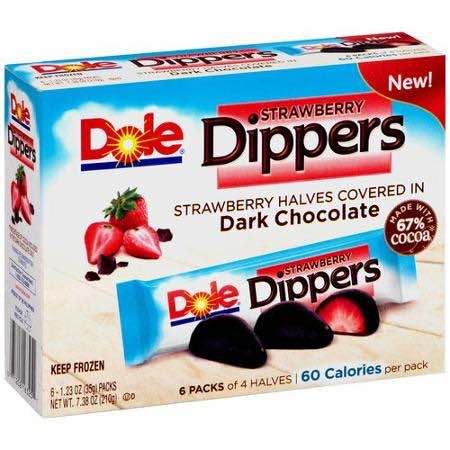 Dole Dippers Printable Coupon
