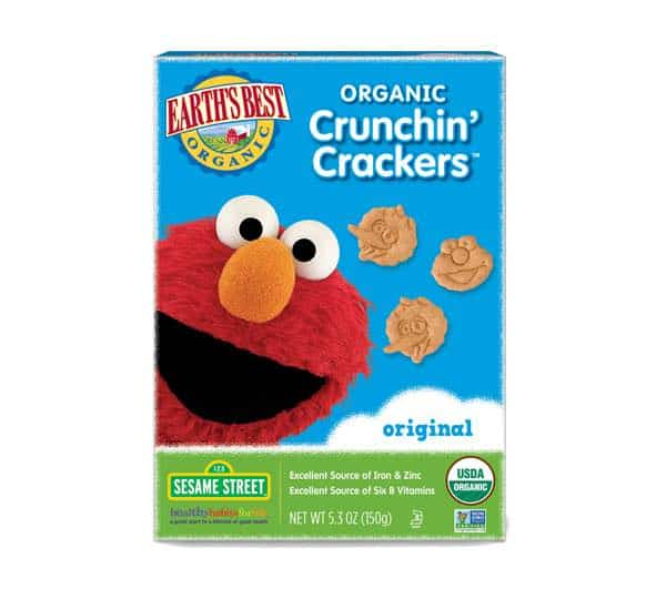 Earth's Best Crunchin' Crakcers Printable Coupon