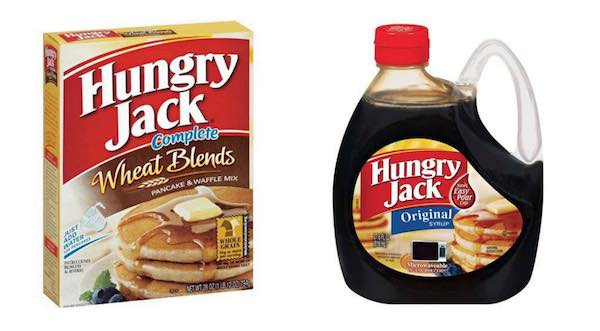 Hungry Jack Products Printable Coupon