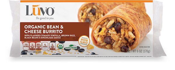 Luvo Burritos Printable Coupon
