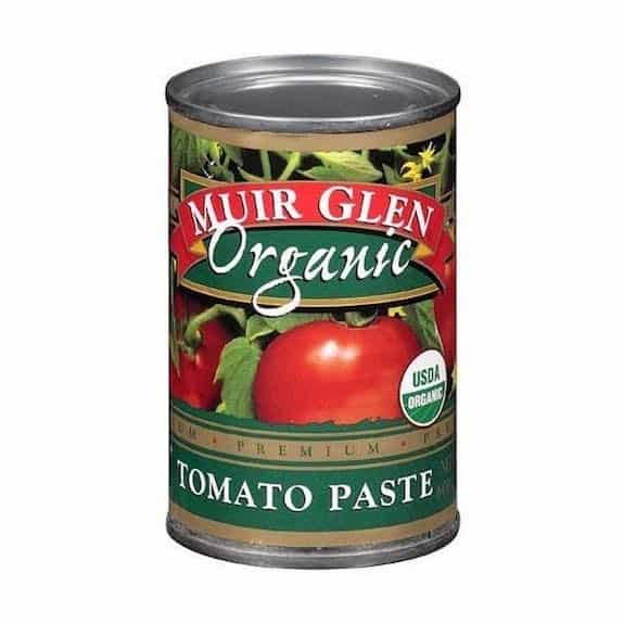 Muir Glen Tomato Paste 6oz Printable Coupon