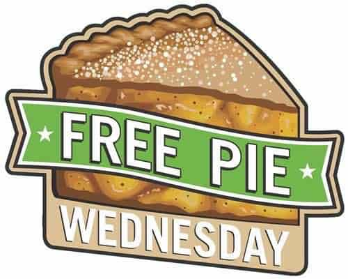 O'Charley's Free Pie Wed Printable Coupon