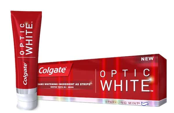 Optic White Colgate Toothpaste Printable Coupon
