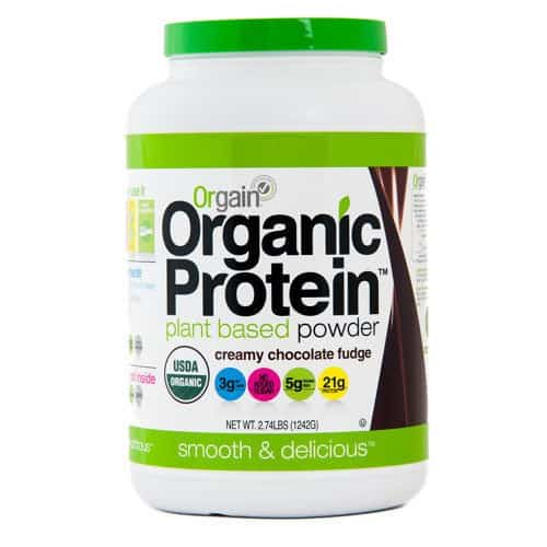 Orgain Protein Powder Printable Coupon